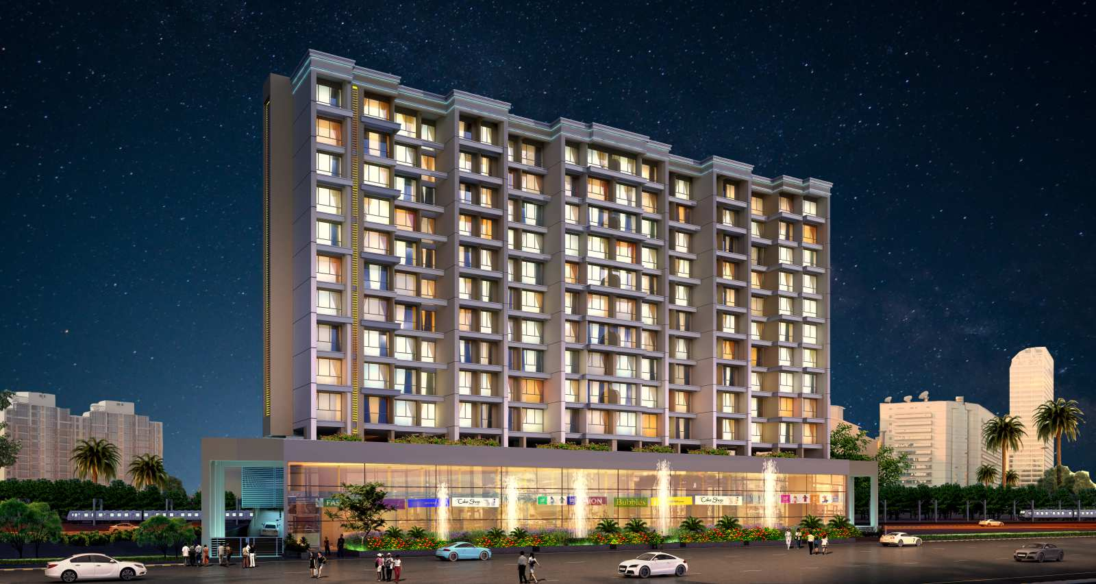 2 bhk at panvel navi mumbai