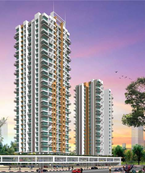 2 bhk in airoli