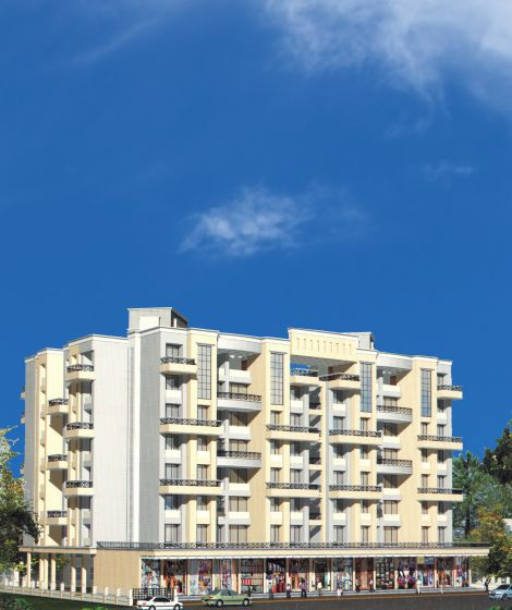 2 bhk homes at panvel
